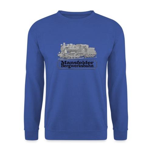 mansfelder bergwerksbahn dampflok 2 - Männer Pullover