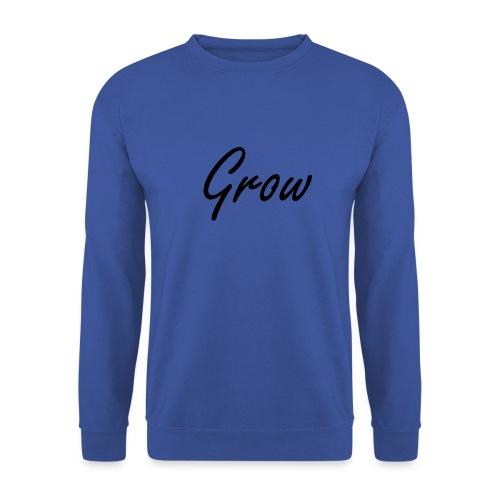 Grow - Männer Pullover