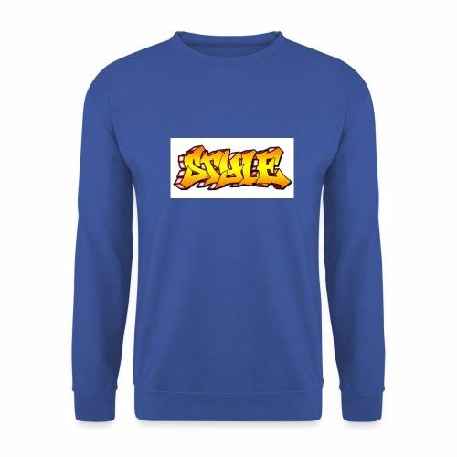 Camiseta estilo - Sudadera unisex