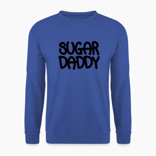 Sugar Daddy Zwart - Unisex sweater