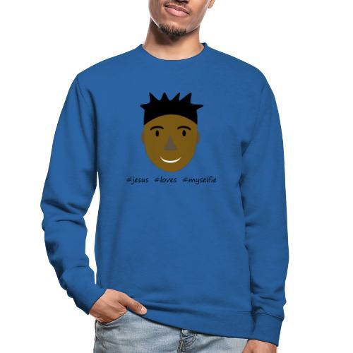 jesus loves myselfie - Unisex Pullover