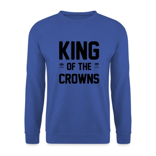 King of the crowns - Mannen sweater