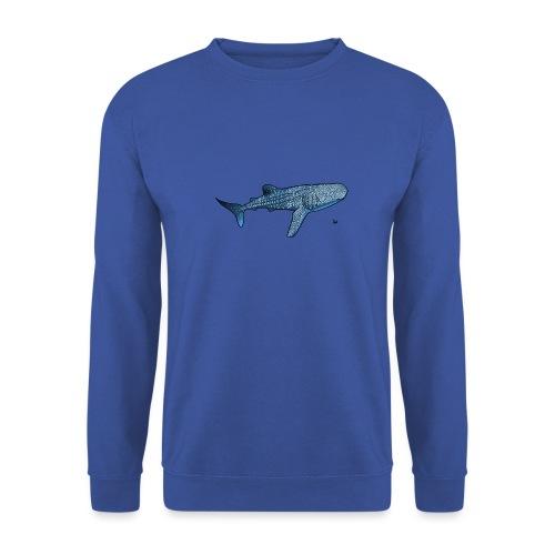 Whale shark - Men's Sweatshirt
