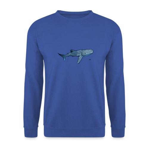 Whale shark - Felpa da uomo