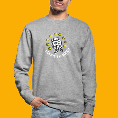 Dat Robot: Love Thy Robot Series Dark - Unisex sweater