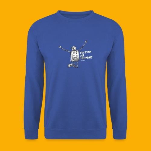Dat Robot: Happy To Destroy Dark - Mannen sweater