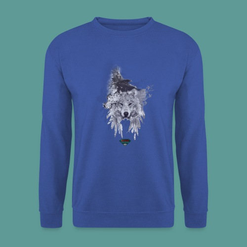 Mutagene Tattoo Pow Wow - Sweat-shirt Homme