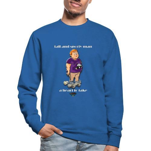 Mutagene sporty man - Sweat-shirt Unisexe