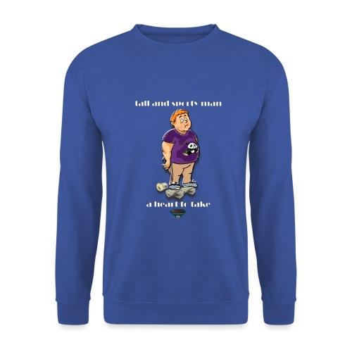 Mutagene sporty man - Sweat-shirt Unisex