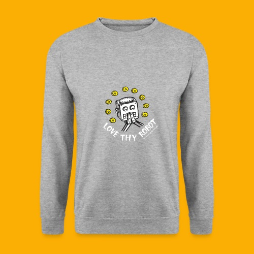 Dat Robot: Love Thy Robot Series Dark - Mannen sweater
