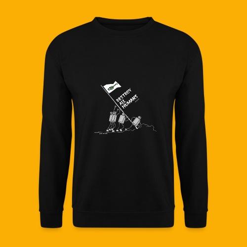 Dat Robot: Destroy War Dark - Mannen sweater