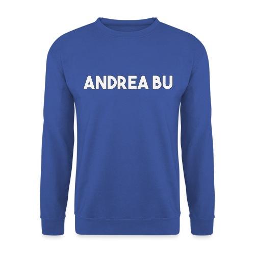 andreabu - Felpa unisex