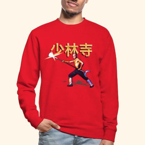 Gordon Liu as San Te - Warrior Monk - Unisex sweater