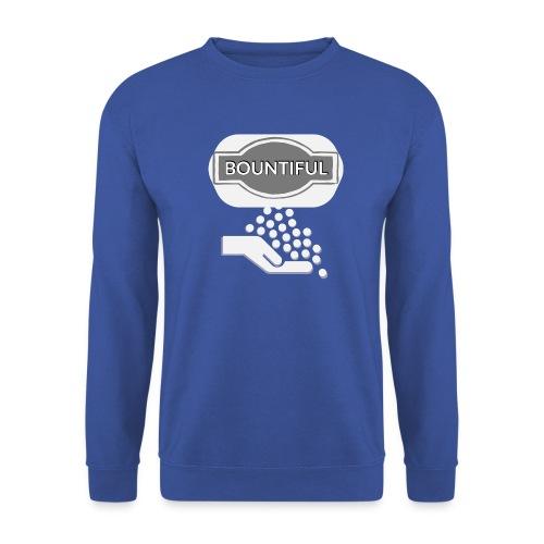 Bontiul gray white - Men's Sweatshirt