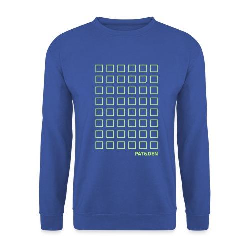 Squares 0PD09 - Unisex Pullover