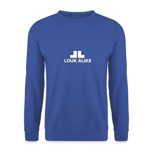 Louk Alike (donekere pull-kleuren) - Unisex sweater
