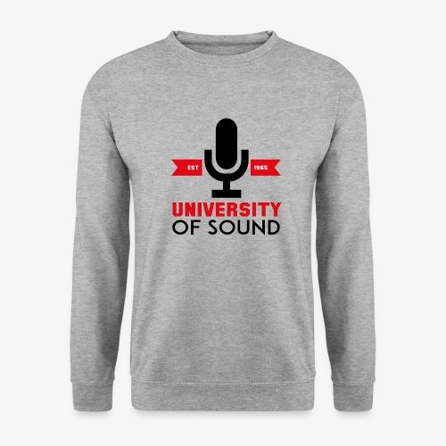 University 4 - Sudadera hombre