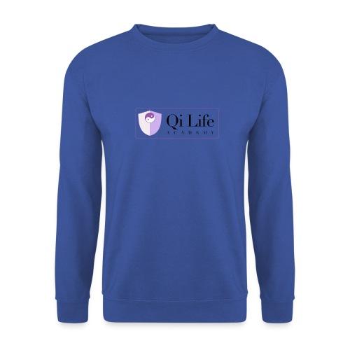 Qi Life Academy Promo Gear - Men's Sweatshirt
