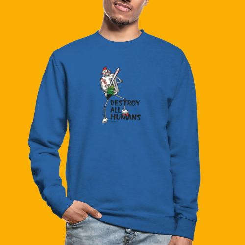 Dat Robot: Destroy Series Killer Clown Light - Unisex sweater