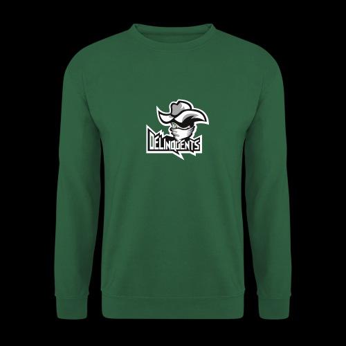 Delinquents TriColor - Unisex sweater