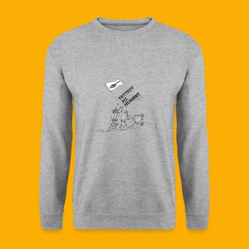 Dat Robot: Destroy War Light - Mannen sweater
