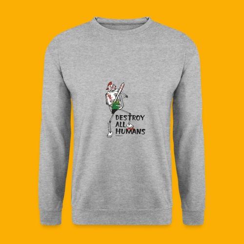 Dat Robot: Destroy Series Killer Clown Light - Mannen sweater