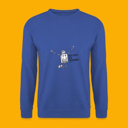 Dat Robot: Happy To Destroy Light - Mannen sweater