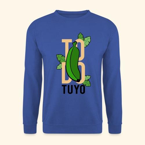 Camiseta Platanera TODO TUYO (LAVAINA) - Sudadera unisex