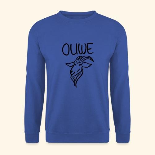 Ouwe bok zwart - Unisex sweater