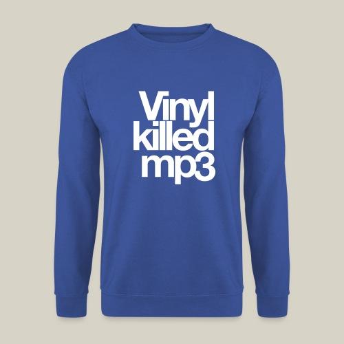 Vinyl_killed_mp3 - Miesten svetaripaita