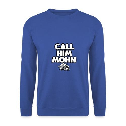 CallHimMohn - Männer Pullover