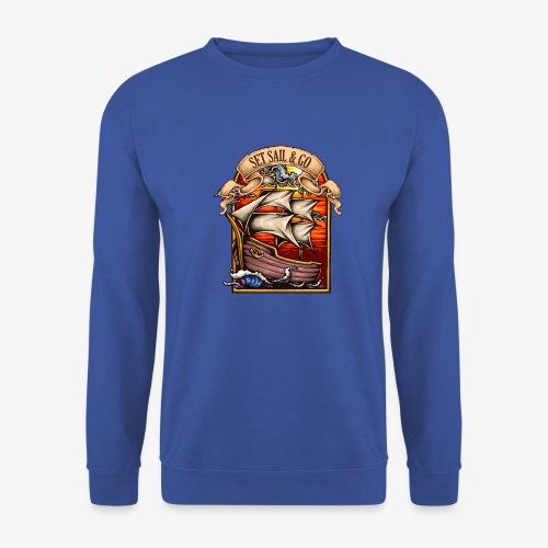 L'explorateur - Sweat-shirt Unisex