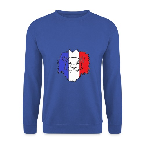 Lion France - Sweat-shirt Homme