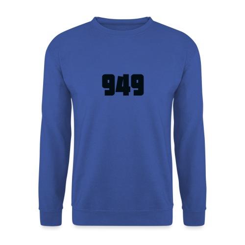 949black - Unisex Pullover