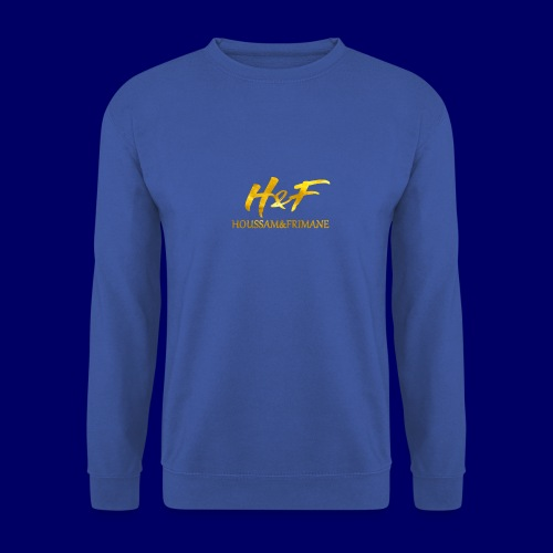 h f gold2 - Felpa da uomo