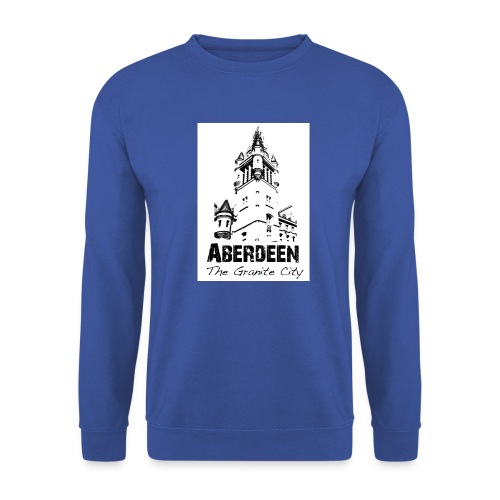 Aberdeen the Granite City - Men's Sweatshirt