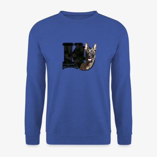 malinois k-9 - Sweat-shirt Homme