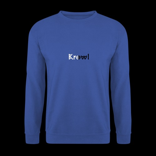Krowl 1st Yin & Yang Design - Sweat-shirt Unisex