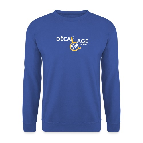 Logo vectoriel large - Sweat-shirt Unisex