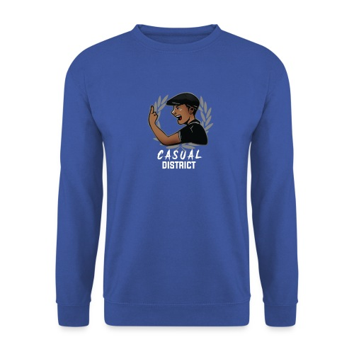 CasualDistrict - Unisex sweater