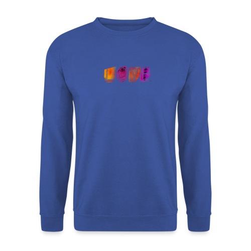 Love - Sweat-shirt Unisex