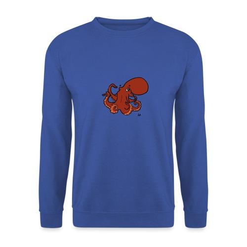 Giant Pacific Octopus - Men's Sweatshirt