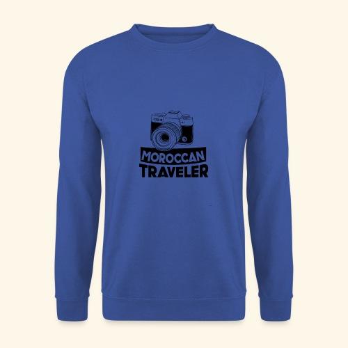 Moroccan Traveler - Sweat-shirt Homme
