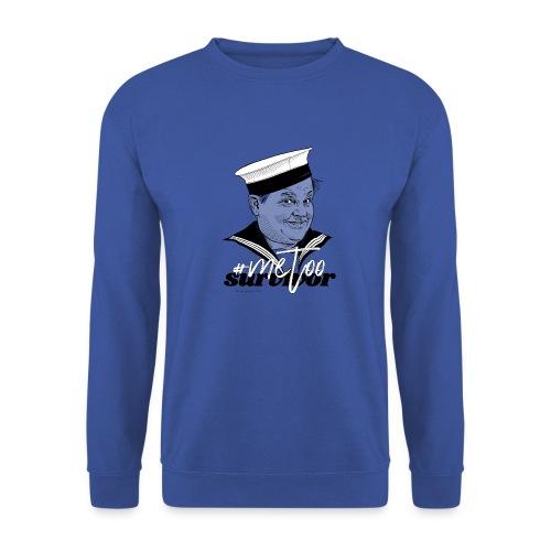 #metoo survivor - Herre sweater