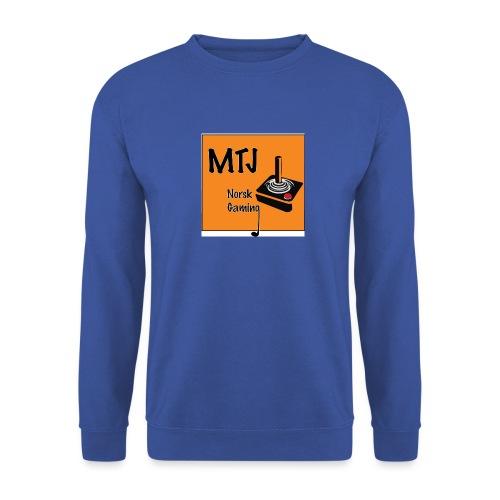 Mtj Logo - Genser unisex