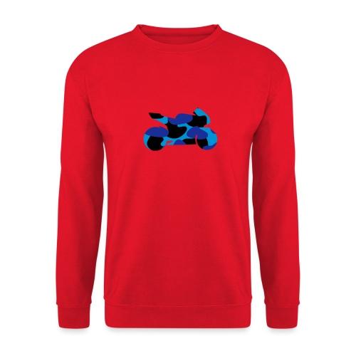 Sportbike Camo 0SB01 - Unisex Sweatshirt