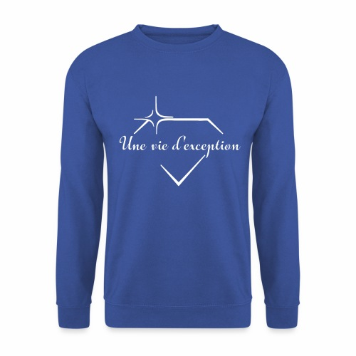 Une vie d'exception - Sweat-shirt Homme