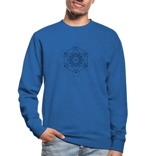 Metatrones Cube - Unisex sweater