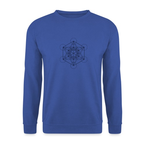 Metatrones Cube - Herre sweater