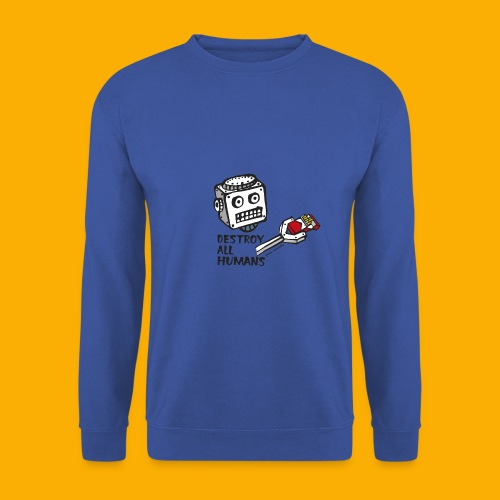 Dat Robot: Destroy Series Smoking Light - Mannen sweater